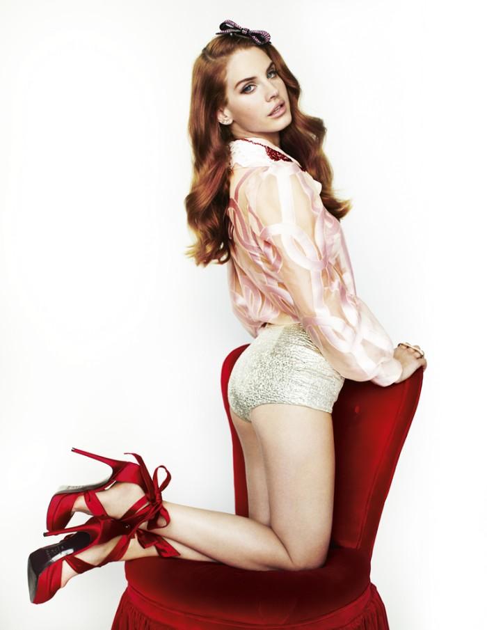 Ο Λεμουάν ανέλαβε και το δεύτερο βίντεο κλιπ της Λάνα Ντελ Ρεί (Lana Den.