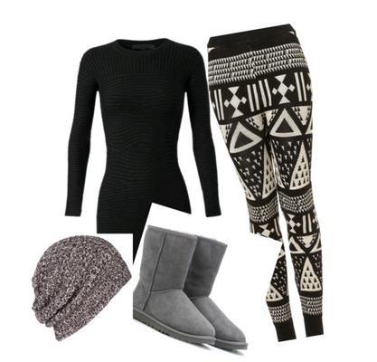 <b>Στρώσεις από ρούχα:</b>  Απόφυγε να φορέσεις ένα βαρύ κομμάτι (ένα πολύ ζεστό φούτερ) που δεν θα μπορείς να βγάλεις αν βρεθείς κοντά στο τζάκι ή στο καλοριφέρ. Το κλειδί για το κρύο είναι οι στρώσε