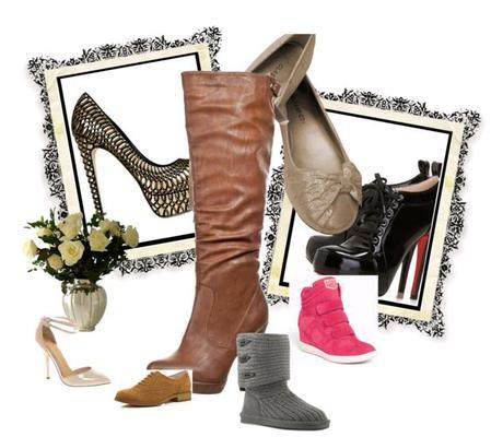 <b>Το παπούτσι:</b>  Αξίζει να επενδύσεις σε 1 -2 παπούτσια που θα αναδείξουν κάθε λουκ σου. Προφανώς ανάλογα με το στυλ σου, θα κάνεις και τη σοφότερη επιλογή. Αν είσαι τύπος που απεχθάνεται τα ψηλοτ