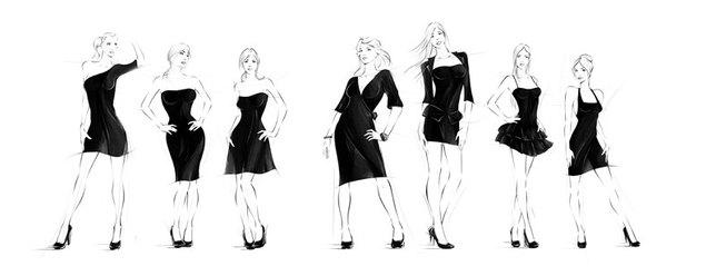 <h4>Ξεκινάμε με τις ειδικές περιπτώσεις:</h4>  <p><strong>Εγκυμοσύνη</strong>:Τα φορέματα σε γραμμή αμπίρ, που ανοίγουν κάτω από το στήθος, επιμηκύνουν το σώμα και κρατούν την κοιλίτσα και τους