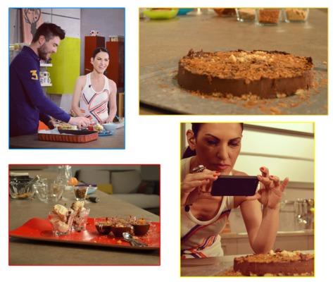 Η πρόσφατη εμφάνισή του blogger στην εκπομπή μαγειρικής της Ελένης Ψιχούλη, Chef στον Αέρα, από τη συχνότητα του Skai, μας δίδαξε πως μπορούμε με 4 μόνο υλικά, να φτιάξουμε τουλάχιστον 3 καταπληκτικά