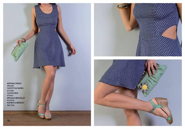Το φόρεμα με ανοίγματα  τι πιο καλοκαιρινό από ένα φουστάνι που αφήνει  διακριτικά και όμορφα d5df5a17e96