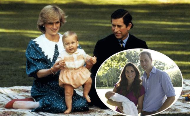 Ο πρίγκιπας Γουίλιαμ και η Δούκισσα του Κέιμπριτζ Κάθριν έσπασαν το αυστηρό πρωτόκολλο της Αυλής και έδωσαν στη δημοσιότητα τις πρώτες φωτογραφίες του γιου τους δια χειρός όχι κάποιου φωτογράφου αλλά