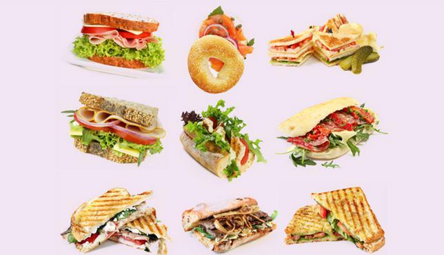 Κάλεσέ τους για απογευματινό καφεδάκι και κολατσιό και καλή όρεξη! Κι εννοείται πως εκτός από χαλαρά απογεύματα, τα σάντουιτς αυτά μπορούν να γίνουν ένα υπέροχο γεύμα εργασίας. Δοκίμασέ τα και ξέφυγε