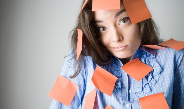 Τσέκαρε τις απαντήσεις που ισχύουν για εσένα και λάβε τα μέτρα σου. Αν ισχύουν τα περισσότερα και επαναλαμβάνονται συχνά ή/και εντείνονται με την πάροδο του χρόνου, τότε πρέπει να τα διερευνήσεις επει