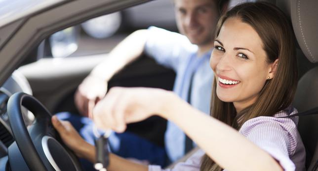 Βρίσκεσαι στο αυτοκίνητο με τον σύντροφό σου και οδηγείς εσύ σε μια άγνωστη πόλη οπότε δεν είστε εξοικειωμένοι με τους δρόμους. Ακολουθείς τις οδηγίες που σου δίνει αλλά σύντομα αντιλαμβάνεσαι πως χαθ