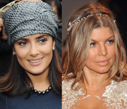 Τα αξεσουάρ στα μαλλιά, καλύπτον  όλα τα γούστα, elegant και ethnic!