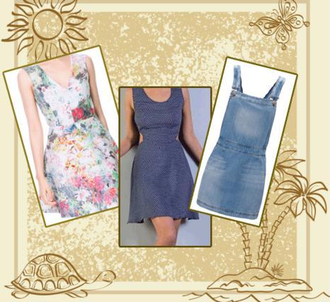Τα φορέματα που πρέπει να έχεις στη βαλίτσα των διακοπών!