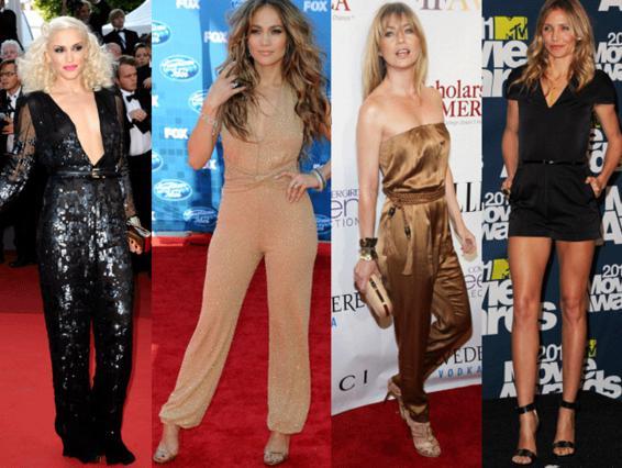 Οι διάσημες κυρίες της σόυο μπιζ, την τιμούν την ολόσωμη φόρμα!