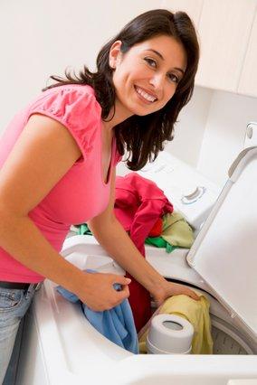 Το πλυντήριο ρούχων πρέπει να λειτουργεί  πάντα με γεμάτο φορτίο.