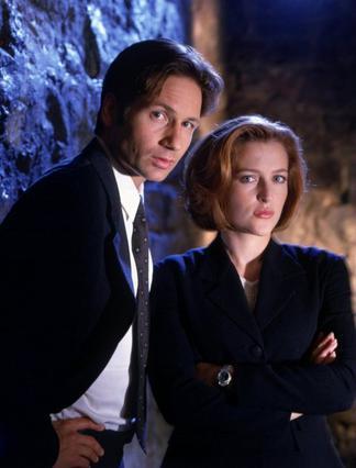 Η θρυλική Σκάλι επί εποχής  X-Files