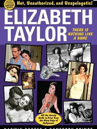Στο νέο -χωρίς έγκριση φυσικά- βιβλίο για τη διάσημη ηθοποιό αποκαλύπτεται μια άλλη πιο πικάντικη πλευρά της.