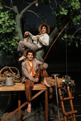 Ο Τομ Σόγιερ και οι σκανταλιές του στο «Θέατρον»