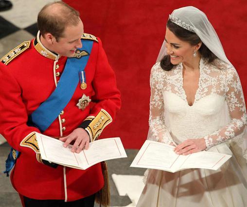 Ο γάμος του Γουίλιαμ και της Κέιτ πραγματοποιήθηκε στις 29 Απριλίου 2011 και άφησε εποχή.