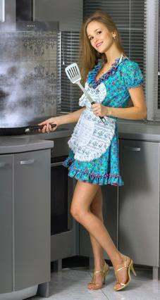 Σου κάηκε το φαγητό; Κανένα  πρόβλημα! Τουλάχιστον όσον  αφορά στο πλύσιμο του σκεύους  γιατί για τα υπόλοιπα...  εσύ ξέρεις!