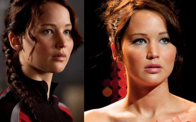 Αυτά είναι τα μυστικά μακιγιάζ της Κάτνις από το Hunger Games.