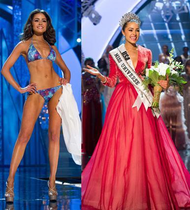 Η 20χρονη Ολίβια Κούλπο είναι η φετινή Μις Υφήλιος. Η πρώτη Μις ΗΠΑ που κερδίζει τον τίτλο αυτό από το 1997.