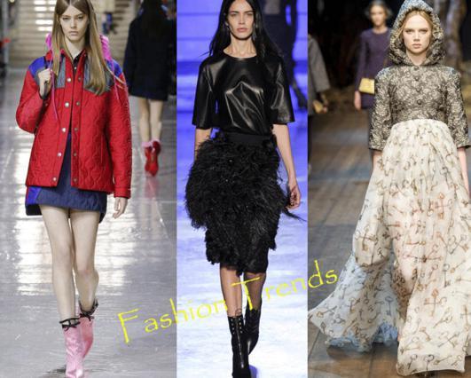 Οι τάσεις της μόδας, μέρος δεύτερο