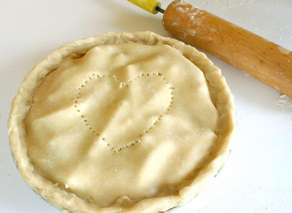 Η πιο ερωτική πίτα για τον Αγ.Βαλεντίνο