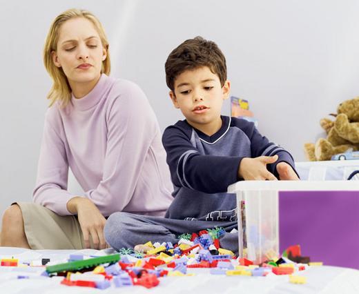 Αν το δωμάτιό σου γίνει παιδότοπος τότε εσύ... το έχασες το παιχνίδι.