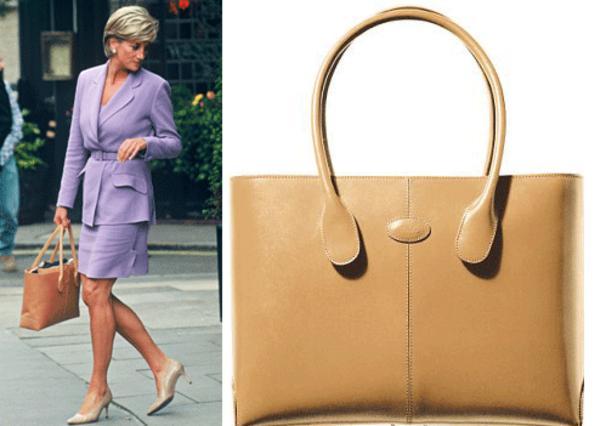 Η τσάντα του Οίκου Tod s που πήρε το όνομά της από την Λαίδη Ντι ac65e79a687