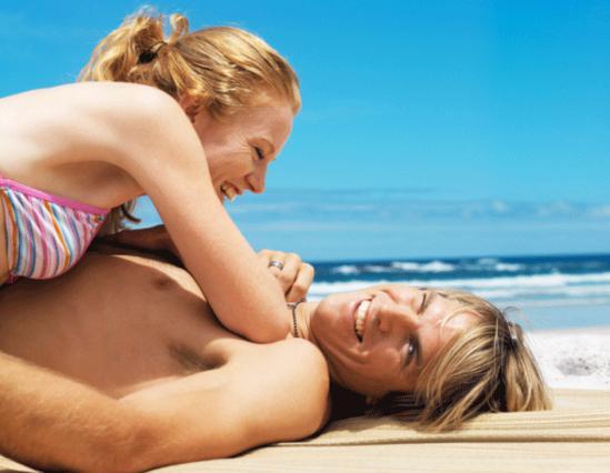Εντάξει εκτός από ομορφιά, τούτο το δύσκολο καλοκαίρι χρειάζεσαι ένα σύντροφο με ειδικά προσόντα.