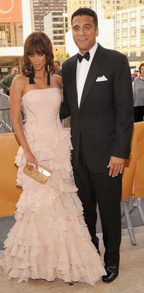 Η Τάιρα Μπανκς και ο Τζον Ούτενταλ χώρισαν πριν από λίγους μήνες ύστερα από τρία χρόνια σχέσης.