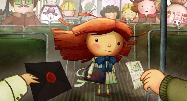 Ένα διαφορετικό ταξίδι στον κόσμο του animation