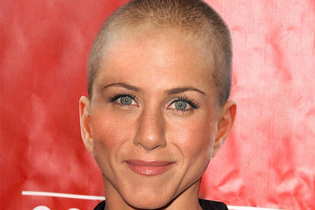 Τζένιφερ Άνιστον: ξύρισε το κεφάλι της λόγω καρκίνου;