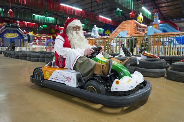 Santa Claus Kingdom: Όλη η Μαγεία με ΕΝΑ Εισιτήριο
