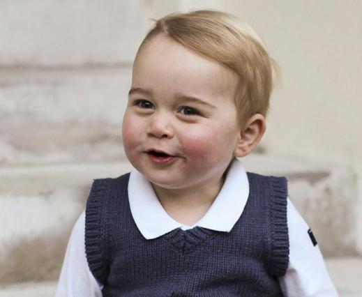 Γλύκας ο πρίγκιπας Γεώργιος στις νέες φωτογραφίες