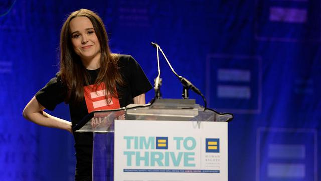 Έλεν Πέιτζ: Είμαι γκέι