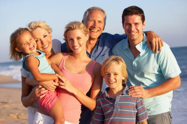 Πέρνα καλά και με την οικογένεια!