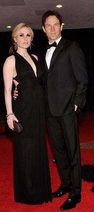Η Άνα Πάκουιν και ο Στίβεν Μόγιερ ανυπομονούν να υποδεχτούν τα παιδάκια τους, τον Σεπτέμβριο.