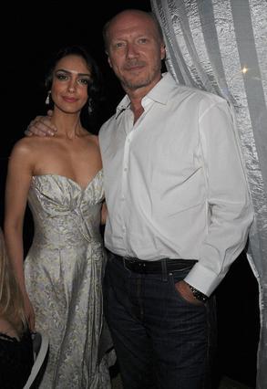 Η Ναζανίν Μπονιάντι ήταν σύμφωνα με τον σκηνοθέτη και πρώην σαϊεντολόγο Πολ Χάγκις η πρώτη επιλογή για τον ρόλο της τρίτης κυρίας Κρουζ αλλά καθώς το θέμα δεν προέκυψε  κέρδισε  η πρώτη επιλαχούσα Κέι