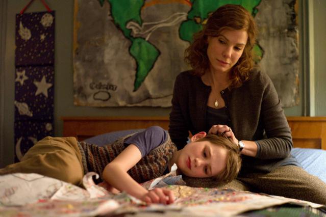Η ταινία  Extremely Loud & Incredibly Close  έκανε την Μπούλοκ να ξανασκεφτεί την καριέρα της.