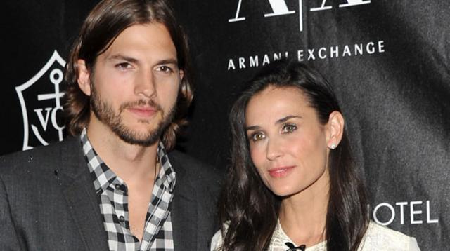 Μήπως δεν είχαν παντρευτεί εξαρχής και γι'αυτό δεν παίρνουν ακόμη διαζύγιο ο Κούτσερ με τη Μουρ;