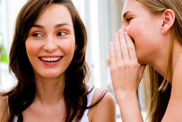 Το κουτσομπολιό είναι έμφυτο και σου κάνει καλό
