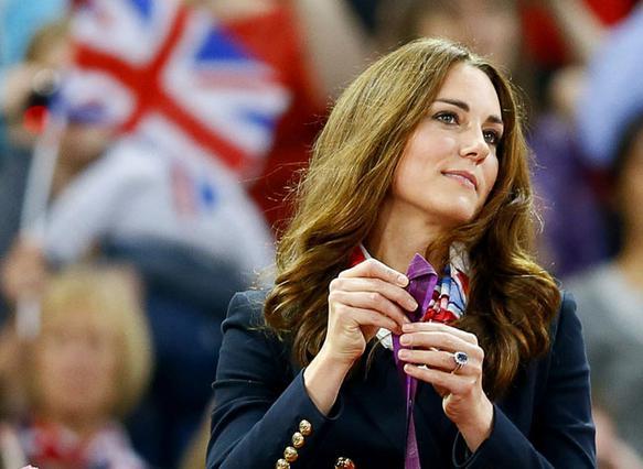 Σε πολύ δύσκολη θέση ήρθε η Κέιτ στους παραολυμπιακούς