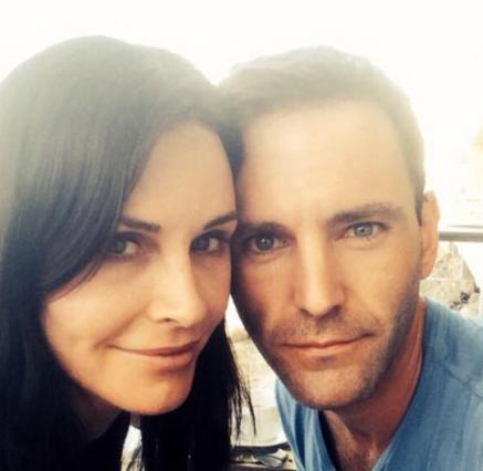 Κόρτνεϊ Κόξ: Το φιλί που σφράγισε την επανασύνδεση με τον πρώην