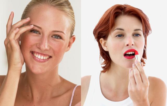 Μάθε ποια λάθη μακιγιάζ σου προσθέτουν χρόνια!