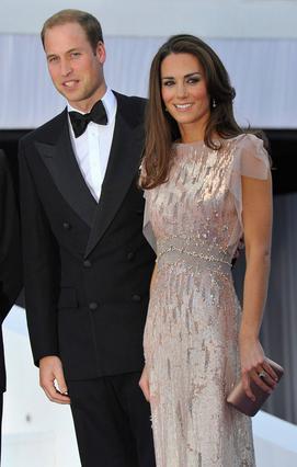 Μόνο του θα το αφήσει το κορίτσι ο Γουίλιαμ στη γιορτή του Αγίου Βαλεντίνου... Κάνουν έτσι οι πρίγκιπες; Μάλλον κάνουν!