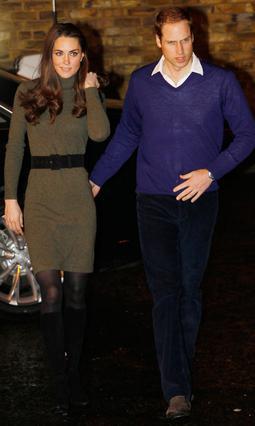 Ο Γουίλιαμ δεν είναι μαζί με την σύζυγό του, αναμένεται όμως, σύντομα...