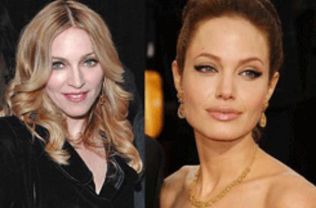 Τώρα σε ποιά μοιάζεις σχεσιακά, στη Τζολί ή τη Μαντόνα;