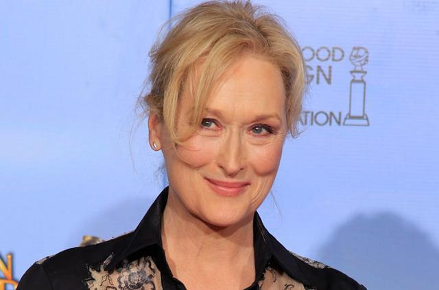 Είμαι πολύ καλύτερη 'κακιά' από την Meryl Streep