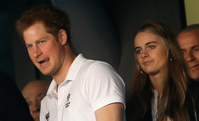Και ξαφνικά... εργένης πάλι ο πρίγκιπας Χάρι
