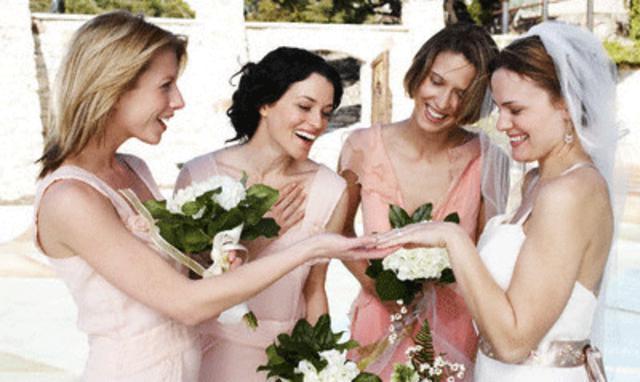 Στήριξε όσο μπορείς τη νύφη!