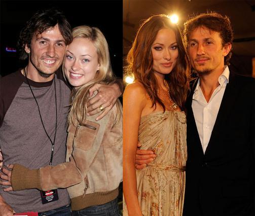 Η Ολίβια Γουάιλντ παντρεύτηκε τον Τάο Ρασπόλι το 2003 (αριστερά) και χώρισαν το 2011. Φαίνεται ότι προς το τέλος της σχέσης, τα πράγματα -σεξουαλικά τουλάχιστον- δεν πήγαιναν καθόλου καλά μεταξύ τους.