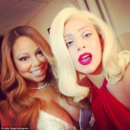 Μαράια & Lady Gaga: Παιχνίδια για ντίβες