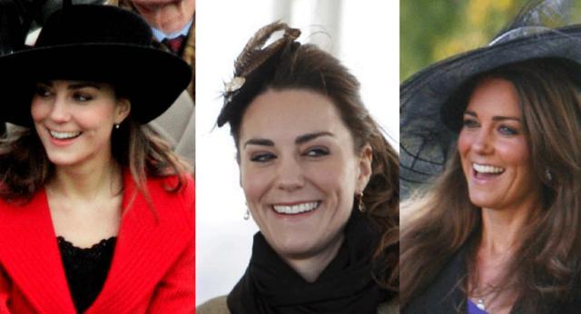 Η Κέιτ υπήρξε πάντα κομψή στις επιλογές καπέλου στις επίσημες εμφανίσεις της!